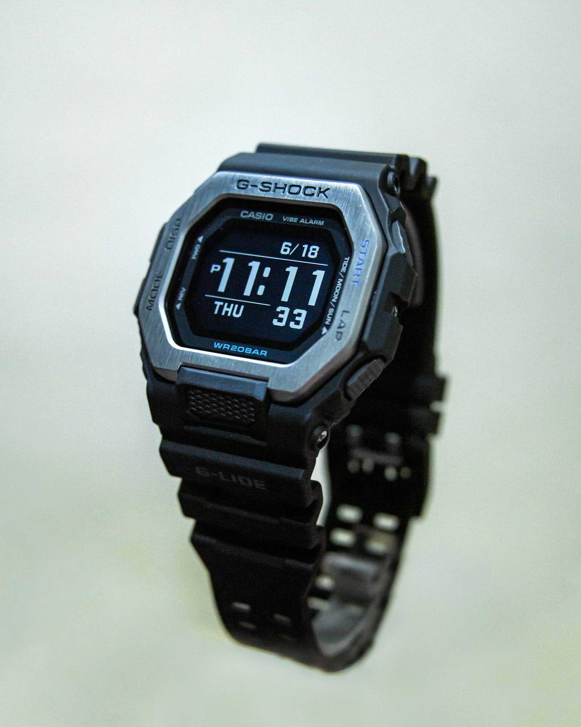 Casio G-SHOCK GBX-100-1