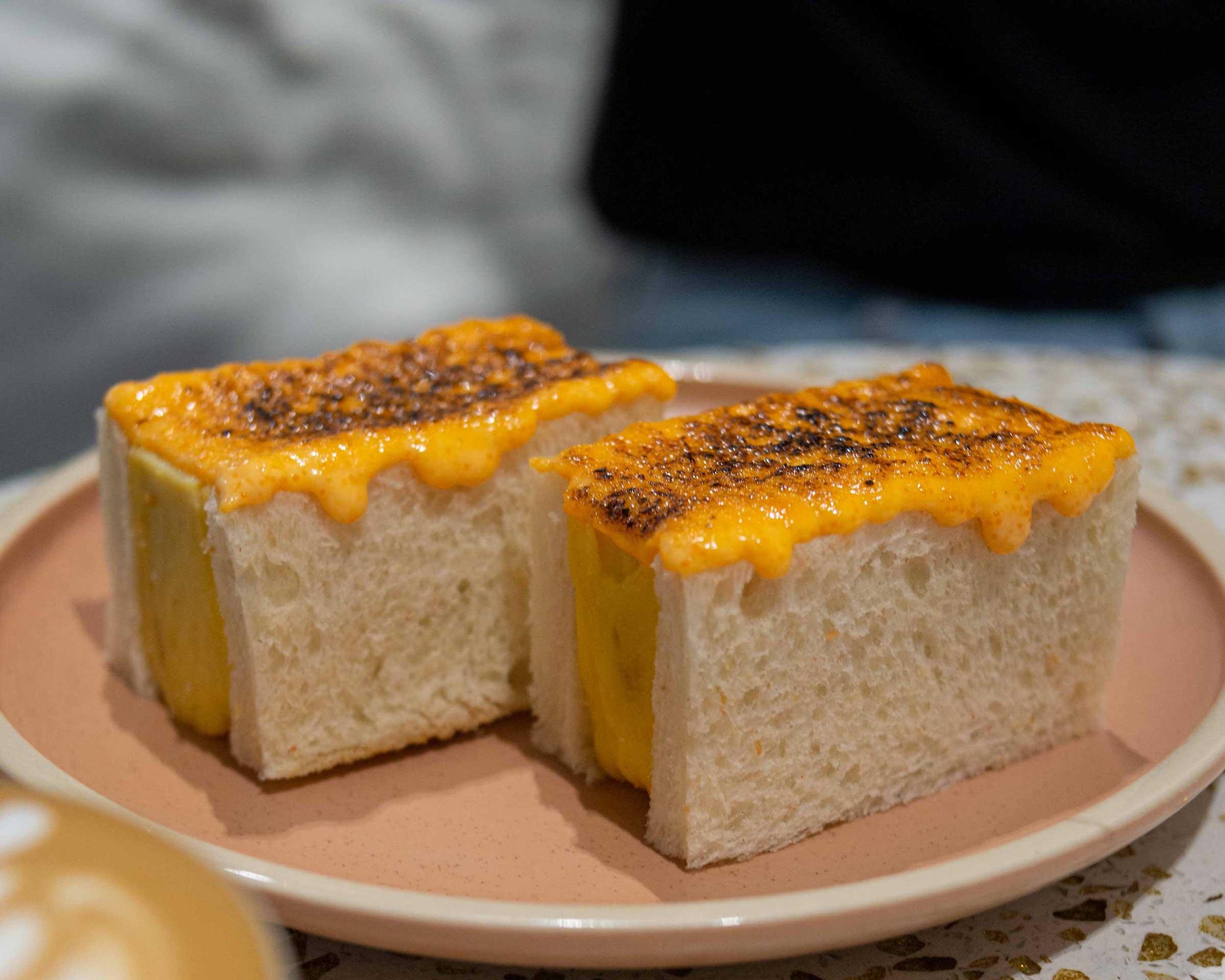 Mentaiko Sandwich, MYR20.00 ($4.80)
