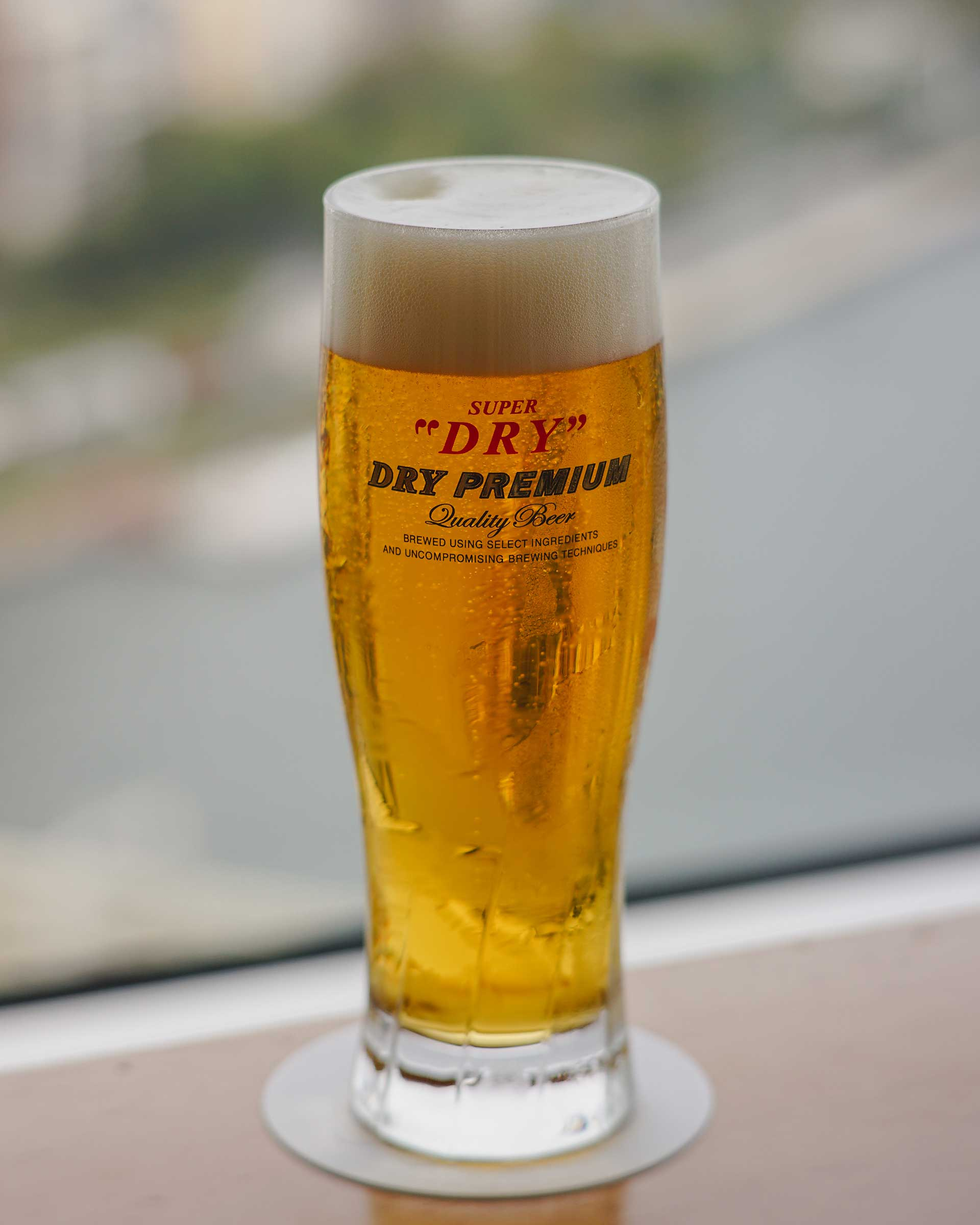 Asahi Dry Premium Beer